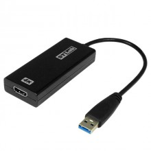 Адаптер ST-Lab U-1390, USB 3.0 to HDMI (4K) (up to 3840x2160@30Hz)